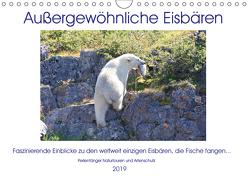 """Das Leben der etwas """"anderen"""" Eisbären! (Wandkalender 2019 DIN A4 quer) von Bengtsson / Perlenfänger Naturtouren & Artenschutz,  Sabine"""