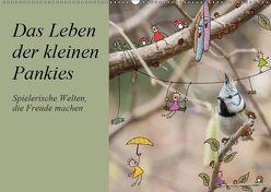 Das Leben der kleinen Pankies (Wandkalender 2019 DIN A2 quer) von Langenkamp,  Heike