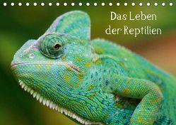Das Leben der Reptilien (Tischkalender 2019 DIN A5 quer) von kattobello