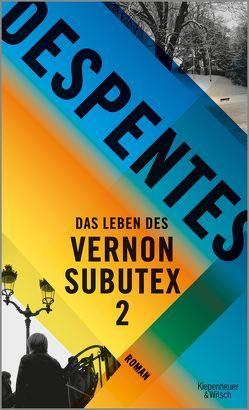 Das Leben des Vernon Subutex 2 von Despentes,  Virginie, Steinitz,  Claudia