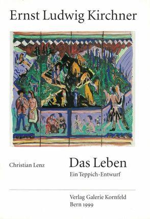 Das Leben – Ein Teppich-Entwurf von Lenz,  Christian