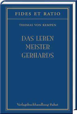 Das Leben Meister Gerhards von Rüssel,  Herbert, Thomas von Kempen
