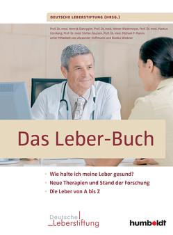 Das Leber-Buch von Deutsche Leberstiftung
