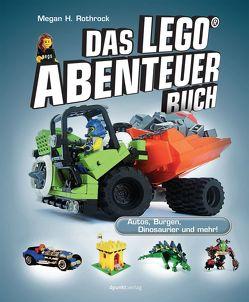 Das LEGO®-Abenteuerbuch von Rothrock,  Megan H., Telfer,  Jacob