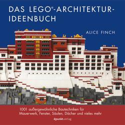 Das LEGO®-Architektur-Ideenbuch von Finch,  Alice, Gronau,  Volkmar