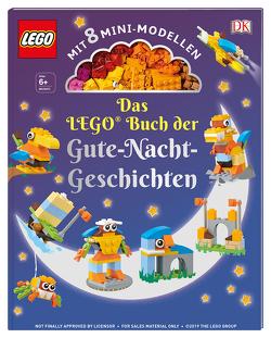 Das LEGO® Buch der Gute-Nacht-Geschichten von Kosara,  Tori