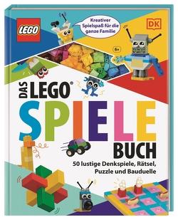 Das LEGO® Spiele Buch von Kosara,  Tori, Schmidt,  Michael