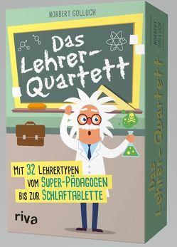 Das Lehrer-Quartett von Golluch,  Norbert