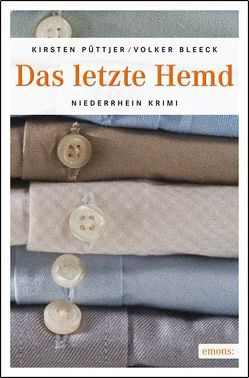 Das letzte Hemd von Bleeck,  Volker, Püttjer,  KIrsten