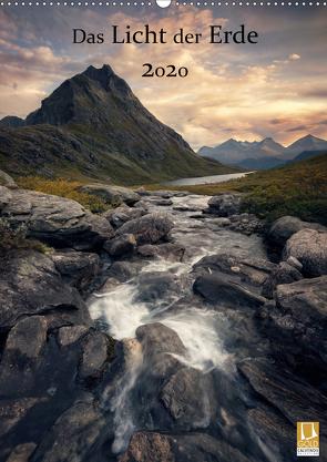 Das Licht der Erde 2020 (Wandkalender 2020 DIN A2 hoch) von Röser,  Felix