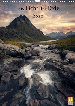 Das Licht der Erde 2020 (Wandkalender 2020 DIN A3 hoch) von Röser,  Felix