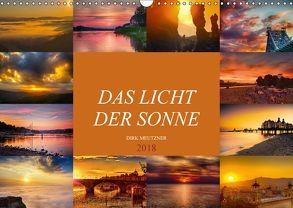 Das Licht der Sonne (Wandkalender 2018 DIN A3 quer) von Meutzner,  Dirk