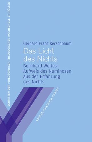 Das Licht des Nichts von Kerschbaum,  Gerhard Franz
