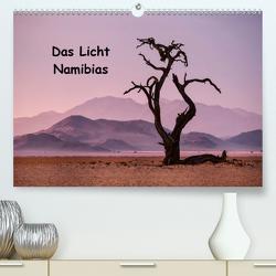 Das Licht Namibias (Premium, hochwertiger DIN A2 Wandkalender 2020, Kunstdruck in Hochglanz) von Berger,  Anne