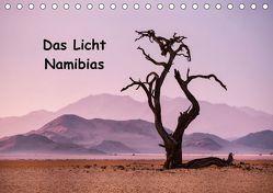 Das Licht Namibias (Tischkalender 2018 DIN A5 quer) von Berger,  Anne