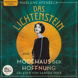 Das Lichtenstein von Averbeck,  Marlene, Voss,  Sandra