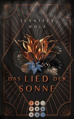 Das Lied der Sonne von Wolf,  Jennifer