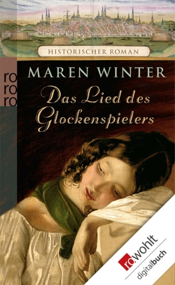 Das Lied des Glockenspielers von Winter,  Maren