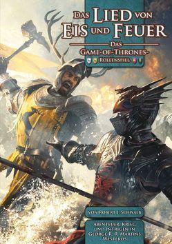 Das Lied von Eis und Feuer – Das-Game-of-Thrones-Rollenspiel von Kühnert,  Alexander, Schwalb,  Robert J
