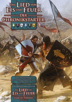 Das Lied von Eis und Feuer – Der Chronikstarter von Carriker ,  Joseph, Hay,  John, Kühnert,  Alexander