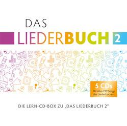 Das Liederbuch 2 – Lern-CD von Eißler,  Hans-Joachim