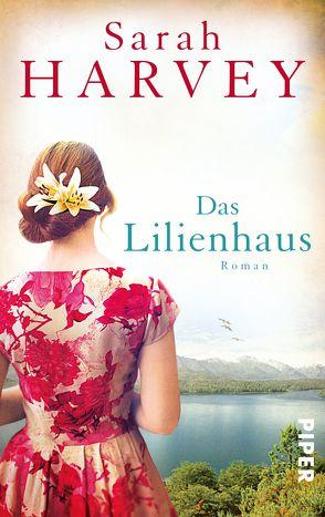 Das Lilienhaus von Brodd,  Frauke, Harvey,  Sarah