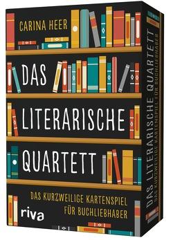 Das literarische Quartett von Heer,  Carina