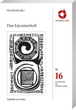 Das Literaturheft von Schmidt,  Fritz
