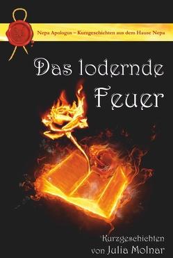 Das lodernde Feuer von Molnar,  Julia