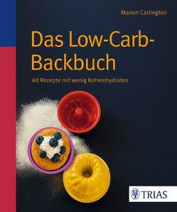 Das Low-Carb-Backbuch von Carrington,  Marion