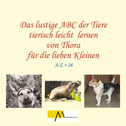 Das lustige ABC der Tiere von Wunderlich,  Thora