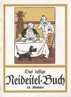 Das lustige Neideitel Buch Band 18 von Röder,  Curt