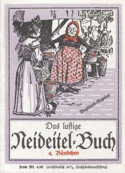 Das lustige Neideitel-Buch / Das lustige Neideitel Buch Band 4 von Röder,  Curt