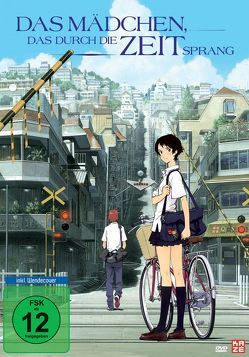 Das Mädchen, das durch die Zeit sprang – DVD von Hosoda,  Mamoru
