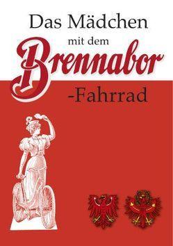 Das Mädchen mit dem Brennabor-Fahrrad von Stapf,  Fred F