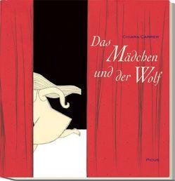Das Mädchen und der Wolf von Carrer,  Chiara, Löcker,  Dorothea