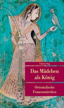 Das Mädchen als König von Merkel,  Johannes