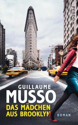 Das Mädchen aus Brooklyn von Hagedorn,  Eliane, Musso,  Guillaume, Runge,  Bettina