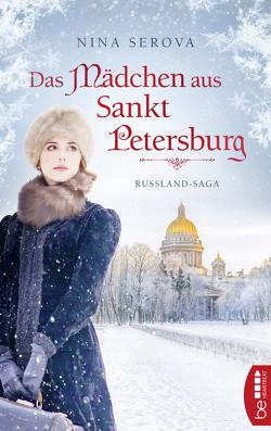Das Mädchen aus Sankt Petersburg von Evert,  Britta, Serova,  Nina