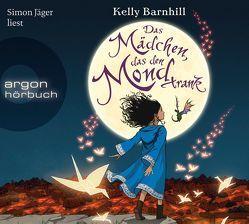 Das Mädchen, das den Mond trank von Barnhill,  Kelly, Jäger,  Simon, Knuffinke,  Sandra, Komina-Scholz,  Jessika