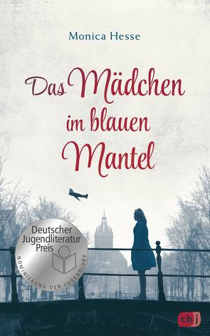Das Mädchen im blauen Mantel von Hesse,  Monica, Stoll,  Cornelia
