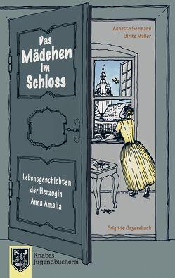 Das Mädchen im Schloss von Müller,  Ulrike, Seemann,  Annette
