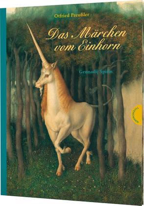 Das Märchen vom Einhorn von Preussler,  Otfried, Spirin,  Gennadij