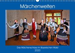 Das Märchenschloss im Bayerischen Wald (Wandkalender 2020 DIN A3 quer) von Zillich,  Bernd