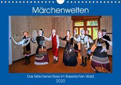 Das Märchenschloss im Bayerischen Wald (Wandkalender 2020 DIN A4 quer) von Zillich,  Bernd
