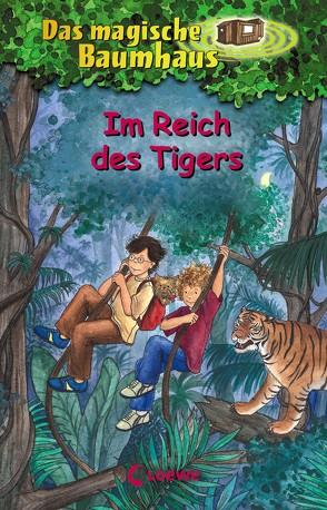 Das magische Baumhaus 17 – Im Reich des Tigers von Bayer,  RoooBert, Pope Osborne,  Mary, Rahn,  Sabine