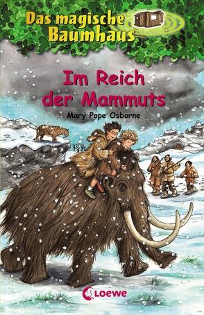 Das magische Baumhaus 7 – Im Reich der Mammuts von Bayer,  RoooBert, Pope Osborne,  Mary, Rahn,  Sabine