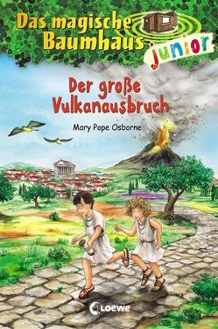 Das magische Baumhaus junior – Der große Vulkanausbruch von Knipping,  Jutta, Pope Osborne,  Mary, Rahn,  Sabine