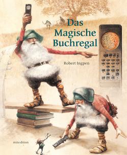 Das Magische Buchregal von Ingpen,  Robert