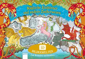 Magische Einhörner und andere Zauberwesen von Bär,  Judith, Moffett,  Patricia